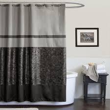 Cheap Modern Shower Curtains Modern Shower Curtain Best Bathrooms Modern Straight Shower