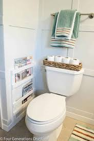Bathroom Organizers Ideas by 20 Best Bathroom Organization Ideas Diy Bathroom Storage Organizers