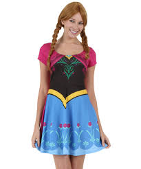 frozen costume women s i am frozen skater dress