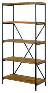 Steel Frame Bookcase Ailis 67