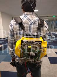 leap design magic leap u0027s prototype hardware is essentially a backpack