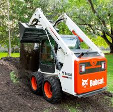 bobcat intros s450 skid steer and t450 compact track loaders with