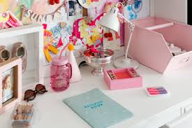 creating a kid u0027s desk or craft nook with pottery barn kids the