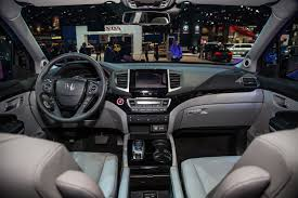 suv honda inside 2016 honda pilot interior dashboard wide hd wallpaper wow