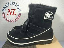 sorel s tivoli ii winter boots size 9 s sorel tivoli 2 ii winter waterproof boots black noir size