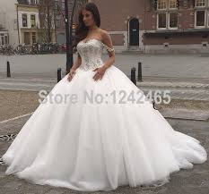 new wedding dress aliexpress buy gown sweetheart beaded new wedding dress