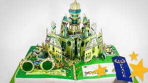 robert sabuda award winning pop up cake best pop up books