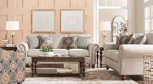 Court Street Beige  Pc Living Room Living Room Sets Beige - Living room sets
