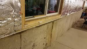 leak mudline leaking in basement home improvement stack exchange