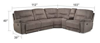 cheap leather sectionals tan leather sectional ottoman couch