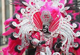 mardi gras carnival costumes mardi gras revelers in new orleans turn heads with their wacky and