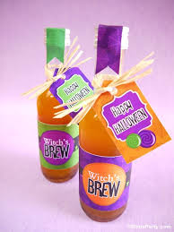 party favors for adults pumpkin spice coffee syrup recipe party ideas party