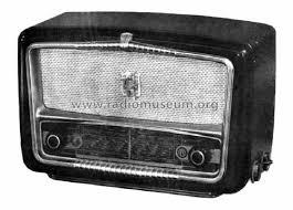 avec radio habañera secteur avec cadre radio radio test