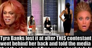 Antm Meme - 12 shocking scandals from america s next top model