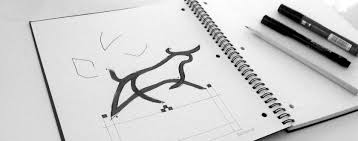 design a logo process helvetic brands outside the box design swiss style