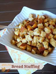 bread dressing recipes for thanksgiving gluten free bread stuffing faithfully gluten free