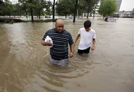 unprecedented u0027 5 dead as record rainfall floods houston nbc news