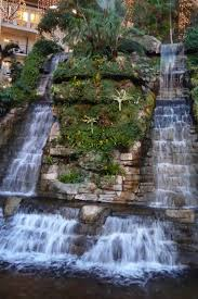 Interior Waterfall Home Design Vivacious Indoor Ponds And Waterfalls With Stone