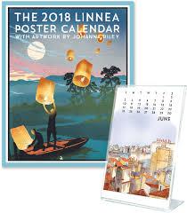 calendars for sale 2018 linnea design calendar linnea design