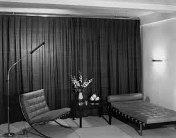 1930 Homes Interior by Alfred H Barr Jr And Philip Johnson Ambassadors Of Modernism