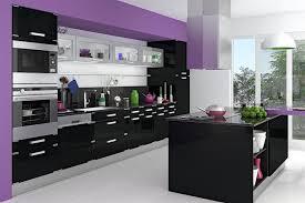 meuble cuisine violet cuisine silver meuble et modã le de cuisine lapeyre cuisine