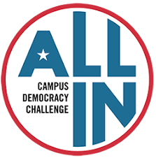 In Challenge All In Cus Democracy Challenge
