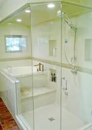 Steam Shower Bathtub Must Have Steam Shower Sauna Combo But Bigger And With A