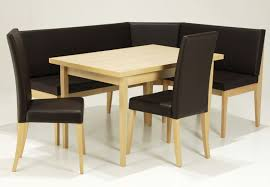 Dining Room Banquettes by Dining Tables Curved Upholstered Chair Bench Seat Dining Room
