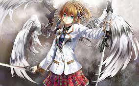 anime angel wings hd image pixelstalk net