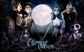 corpse bride halloween wallpaper beauty walpaper