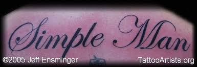 simple man tattoo artists org