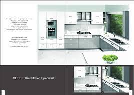 Kitchen Furniture Catalog Sleek The Kitchen Specialist Catalog