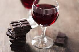 chocolate wine chemical found in wine and chocolate rejuvenates cells