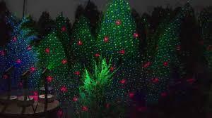 laser light christmas ingenious laser light christmas tree outdoor topper for trees