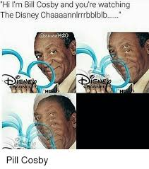 hi i m bill cosby and you re watching the disney