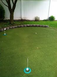 Backyard Golf Course by 45 Best Diy Golf Net Images On Pinterest Backyard Ideas
