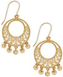Chandelier Gold Earrings Chandelier Earrings Macy U0027s