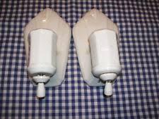 Vintage Porcelain Light Fixtures Porcelain Light Fixture Ebay