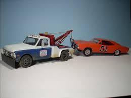 auto junk yard red deer junkyard models dukes of hazzard cooter u0027s gmc tow truck wrecker