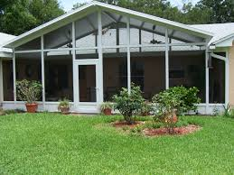 screen porch roof superior aluminum installations inc orlando screen room sunrooms