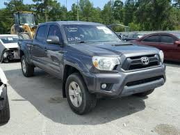 wrecked toyota trucks for sale salvage toyota tacoma for sale at copart auto auction autobidmaster