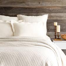 Coverlet Bedding Sets Home Decor Cozy Matelasse Bedding Combine With Boyfriend Ivory