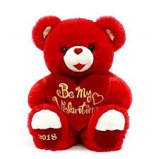 valentines day teddy s day stuffed 15 in sweetheart teddy walmart