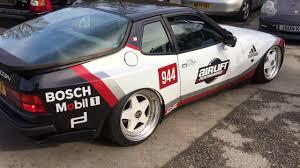 rally porsche 944 air ride 944 s2 youtube