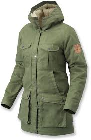 fjallraven greenland winter jacket women s only 400 bah