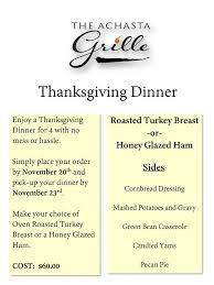 thanksgiving thanksgiving menu planner free printable dinner
