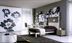 Black And White Bed by Black And White Bedroom Ideas For Teenagers