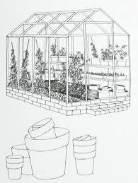 garden colouring book u2013 sow