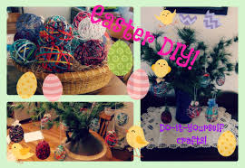 easter diy make your own egg decorations easter tree youtube