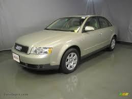 2003 Audi A4 Sedan 2003 Audi A4 1 8t Quattro Sedan In Canvas Beige Metallic 102933